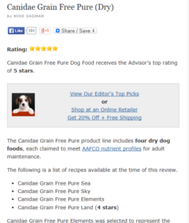 Canidae Grain Free Pure (Dry).png